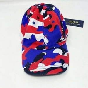 Polo Ralph Lauren Stars & Stripes Small Pony Hat